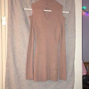 Mauve pinkish color sweater